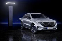 奔驰6款新车明年开卖!含首款国产豪华电动SUV