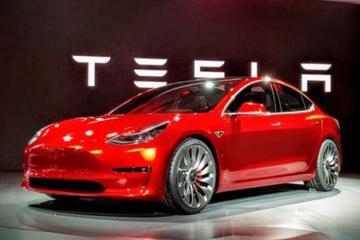 特斯拉推新Model 3 到手30,700美元