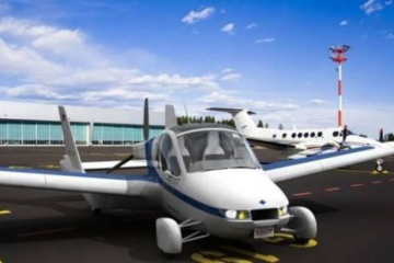 吉利旗下飞行汽车开始接受订单 2019年交付
