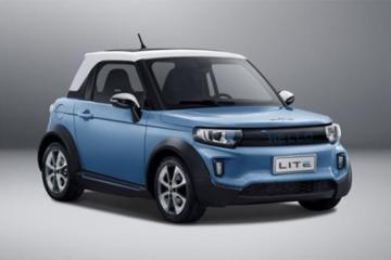 续航里程提升至300km 北汽新能源LITE升级版将于广州车展开启预售