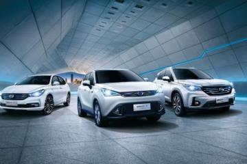广州车展部分新能源车型提前看,自主品牌大放异彩