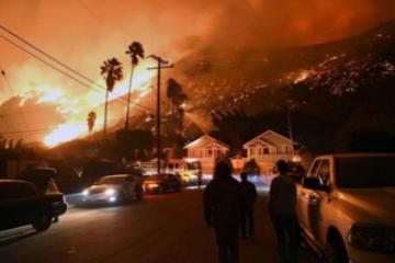 加州大火让特斯拉「生物武器防护模式」火了!冬季北方的你值得拥有
