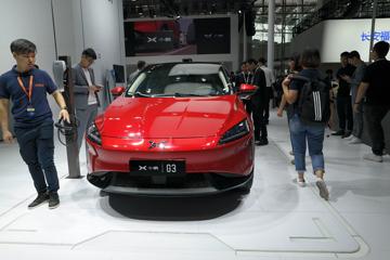对话何小鹏:传统汽车智能只有30分,小鹏汽车能做到75分