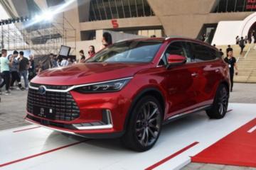广州车展亮相的新能源车,共同特点就是续航高!