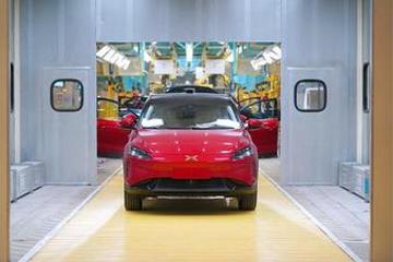 海马小鹏智能工厂揭秘:投资超20亿 一期能年产15万辆车