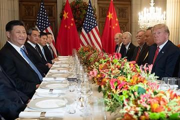 特朗普和习近平同意不会有新关税,以抑制贸易战升级