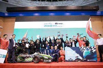 曾经被忽视的中国大学生电动方程式大赛 如今决定中国汽车的未来