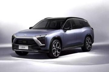 中国电动汽车初创企业蔚来汽车达到1万辆的产量里程碑