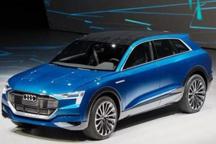 视频 | 奥迪首款纯电动SUV上的黑科技!看看ETRON上的内置虚拟外部镜像