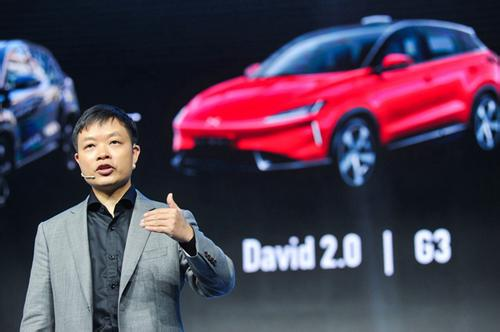 都是四年磨一剑,小鹏G3一天就卖了1573台,奇点汽车呢?