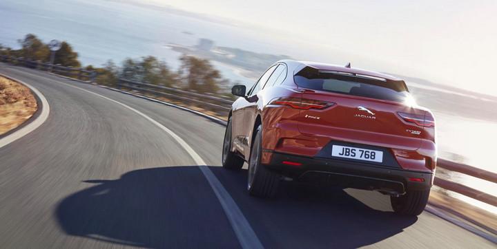 捷豹I-Pace获官方376公里评级,效率远低于Model X