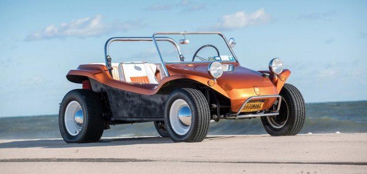 大众汽车推出纯电动沙滩车,id – electric概念车又添一员