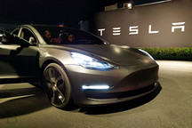 产能提高,特斯拉Model3新订单等待交付日期减半