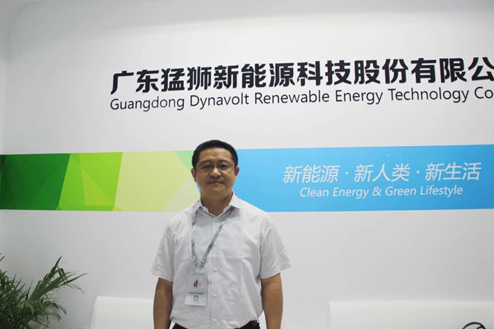 猛狮董事长陈乐伍:今年将大幅瘦身,聚焦动力电池产业链