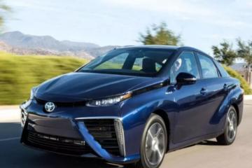 逆世界大流,丰田为何对氢燃料电池汽车如此执着?