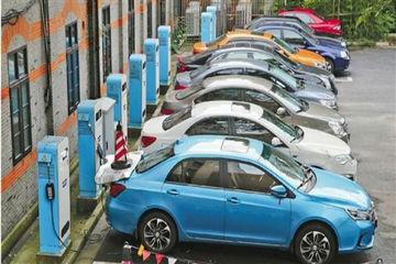 中外电动汽车,关键技术对比研究