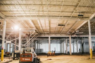 FF汉福德工厂大规模施工 ,首批生产设备安装完成