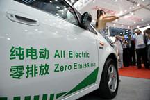 新能源汽车产销提升,1-5月积分比例达8.9%