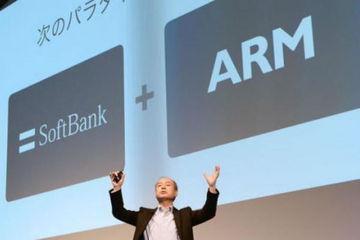 软银计划在五年左右将芯片设计公司Arm重新上市
