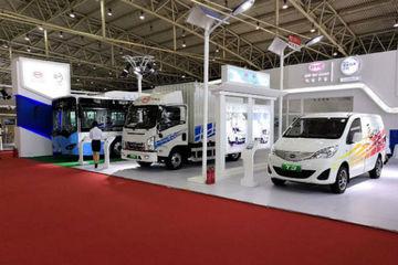 全面覆盖公交物流,比亚迪纯电动商用车亮相国际电动车技术展