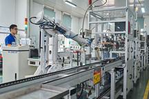 越博电驱动智能制造项目获国家工信部立项