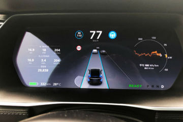 李想:我的特斯拉Model X的18個月30000千米