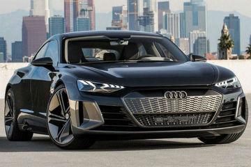 奥迪e-tron GT亮相洛杉矶,于2020年投产