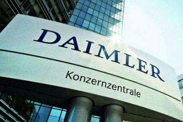 戴姆勒计划2030年购买200亿欧元电池,生产电动汽车