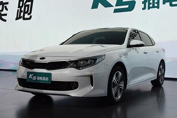 纯电续航75km/百公里油耗1.3L 起亚K5插混版将于成都车展上市
