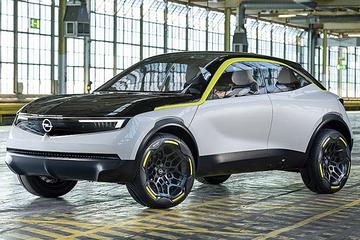欧宝发布全新纯电动 GT X Experimental概念车官图