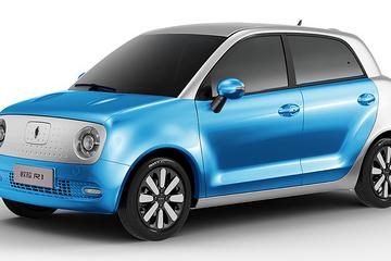"""定位""""新一代电动小车""""  欧拉R1将于10月26日开启预售"""