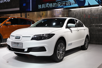 【新车驾到】最大续航达450km 观致3 EV500于广州车展正式亮相