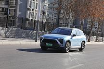 【一电试车】比想象中更懂你的智能SUV——蔚来ES8试驾体验
