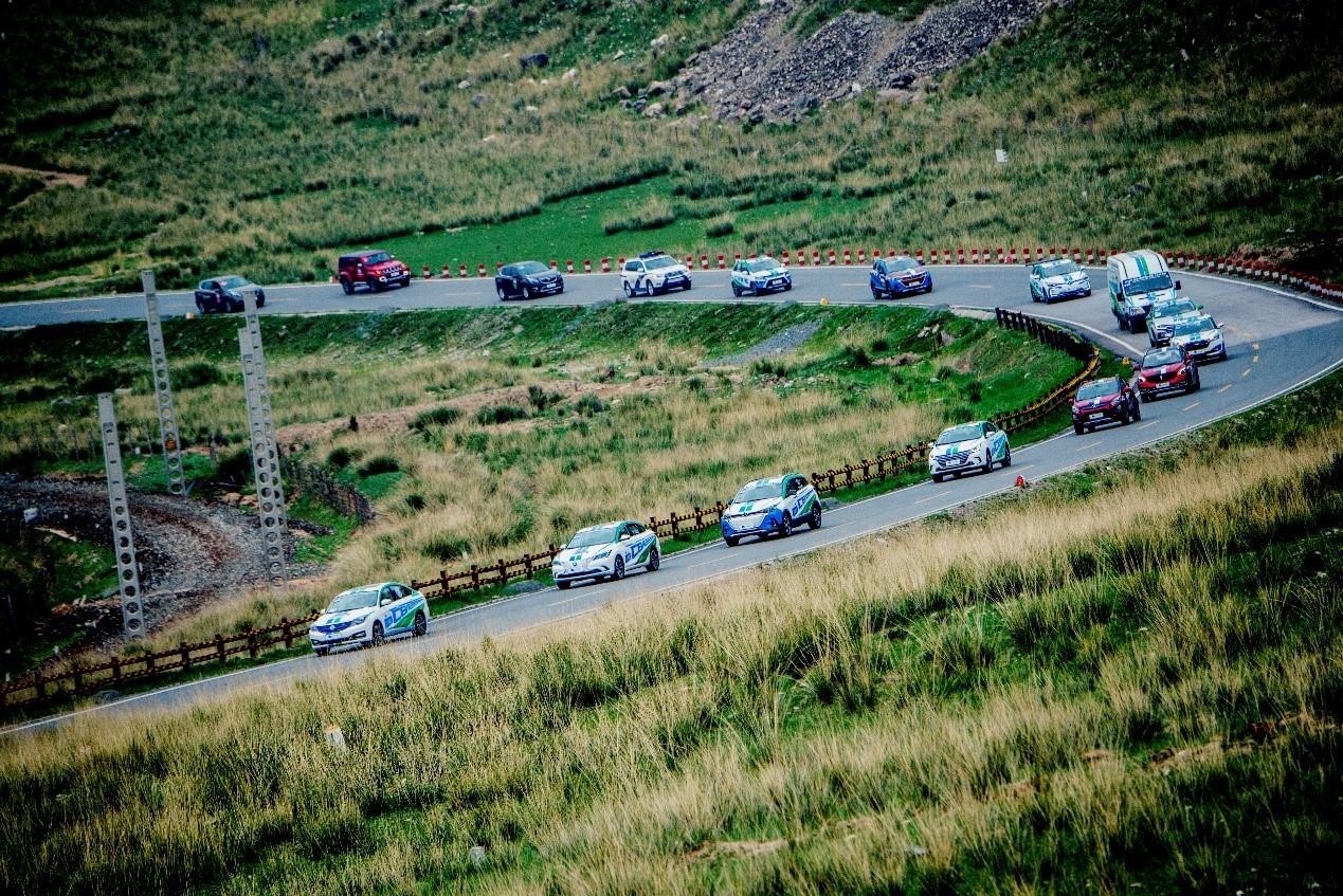 【EV70秒】啥是环青赛 电动汽车为什么要环青海湖