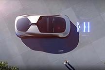 超唯美CG短片 智能汽车与城市生活的最终幻想