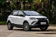 视频说车|纯电动小型SUV中的一股清流 补贴后售价10.98-12.98万的云度π3pro