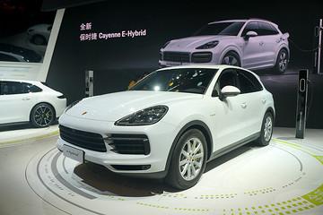 发动机从3.0T阉割至2.0T 保时捷Cayenne E-Hybrid进入中国啦