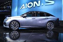 原来代号A26的真实身份是AION 广汽新能源携AION S亮相广州车展