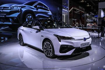 2019上海国际车展新智能候选车型——广汽新能源 AION S