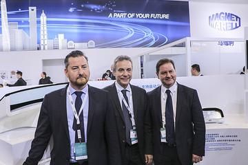 马瑞利亮相2019上海国际车展 聚焦三大领域:人车智联,电气化,智能驾控