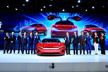2019上海车展:一起来看看比亚迪展台都为我们带来了什么