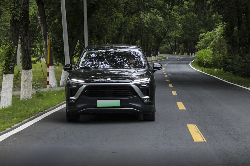 约驾 蔚来ES8山路体验 智能辅助驾驶系统表现出乎意料