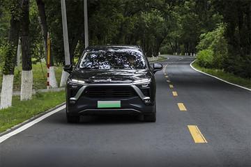 约驾|蔚来ES8山路体验 智能辅助驾驶系统表现出乎意料