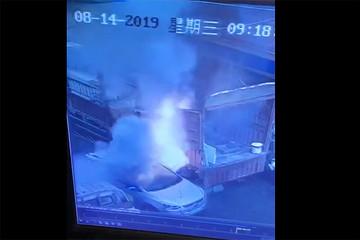 """【EV70秒】8.14""""自燃""""事件評論 用車需謹慎"""