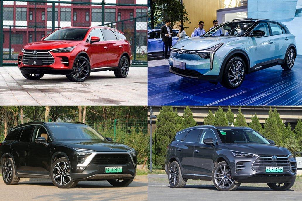 4款性能好又买得起的电动SUV推荐