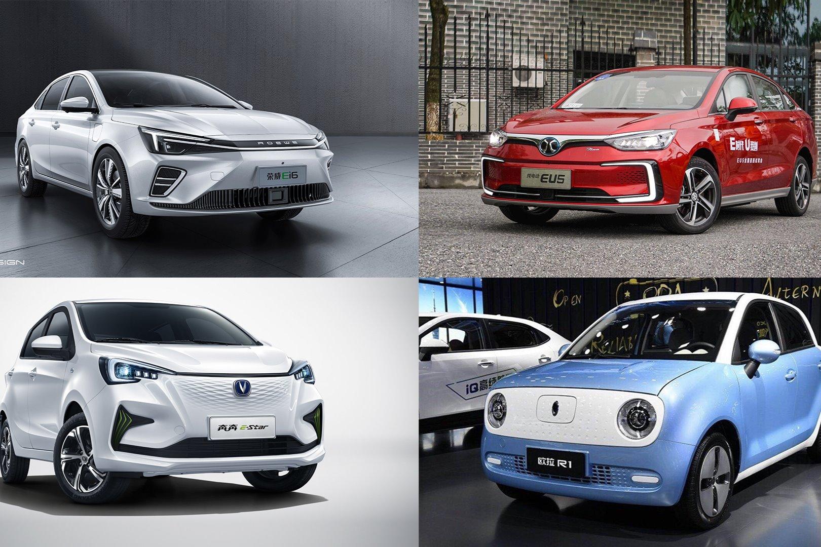 指標到手 不同價位新能源車有何推薦