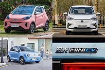 消费降级没关系 买台纯电动微型车一点不受委屈