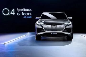 续航突破500km 奥迪Q4 Sportback e-tron要做最能打的电动车?