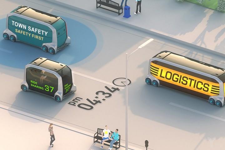 丰田自动驾驶,自动驾驶,智能汽车,新四化