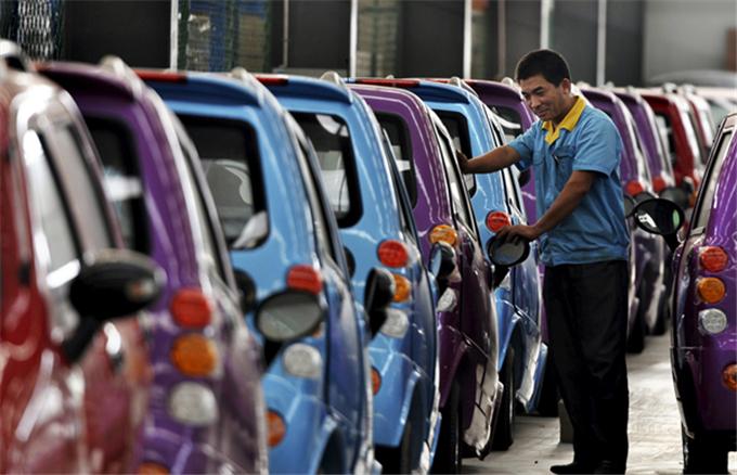 山东低速电动车7月生产4.6万辆,同比降低2%